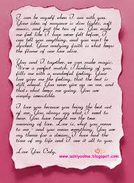 How To Write A Love Letteruski Yaad Me