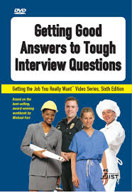 getting good answers to tough interview questions dvd grass getting good answers to tough interview questions dvd