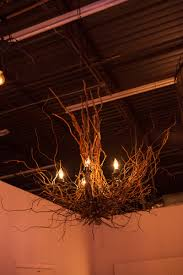Branch Chandelier Interior Gorgeous Branch Chandelier With Nature And Artistic