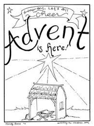 Small Picture Free Printables and Coloring Pages for Advent Zephyr Hill