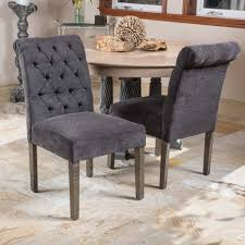 dining room grey dining room chairs luxury dinah roll top dark grey fabric dining chair