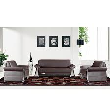 office relaxation. Guangdong Office Reception Relaxation Comfortable Leather Sofa Modern Living Room Session
