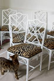 interior 94 leopard dining room chair covers antique animal print chairs ideal 8 animal