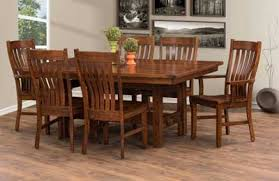 amish dining chair. Sutter Mills Made In The USA Dining Set Amish Chair