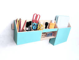 wall hanging organizer office. Wood Wall Organizer, Turquoise Mail Hanging Holder, Pen Home Office Hanger, Christmas Gift, Organizer V