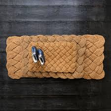Product offer badge Knot Weave Doormat ...