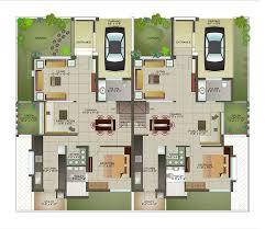 1500 ground floor plan west facing