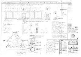 Tardis Design Plans Bbc Plans For Ranis Tardis Interior And Studio Layout