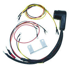 mercury wiring harness boat parts mercury wiring harness 2 4 6 cyl 84 62534 84 66055