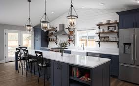 Modern farmhouse kitchen design White Freshomecom Here Are 15 Modern Farmhouse Kitchen Ideas To Inspire You