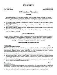 emt resume samples emt cover letter sample no experience new perfect emt resume google