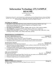 Examples Technical Skills Computer Literacy Resume Skills Proficient Examples For