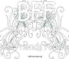 Happy Birthday Bff Coloring Pages Related Post Coloring Pages