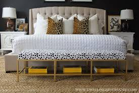 Diy bedroom furniture Bed Room Diy Upholstered Bench Homedit Diy Bedroom Décor And Furniture Ideas Anyone Can Try
