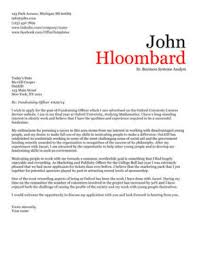 Classic Business Letter Format 283 Cover Letter Templates For Any Job