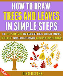 It is more of a technique than it is a form of a tree. How To Draw Trees And Leaves In Simple Steps A Clear Easy Guide For Beginners
