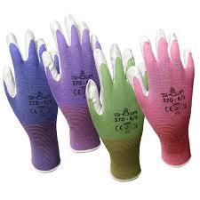 best gardening gloves. Atril Nitrile Garden Gloves Best Gardening
