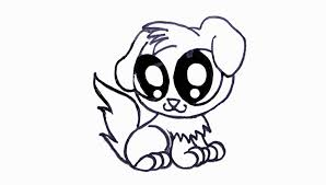 how to draw kids refrence how to draw a cute puppy drawing for kids