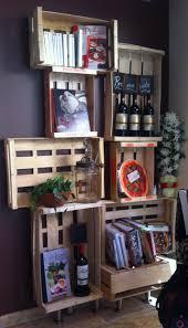 Bois De Recuperation Decoration Maison Design Bahbe Com Deco Recup Oui Aux Palettes Et Aux Cagettes