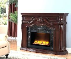 62 grand cherry electric fireplace big lots decorating