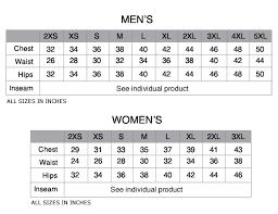 Mens And Womens Shirt Size Chart 15 Expert Mens Womens Size Chart