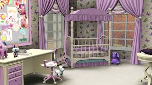 Sims 3 Bedroom Screenshot The Sims 3 Cute Pink Baby Room For More Daily Sims