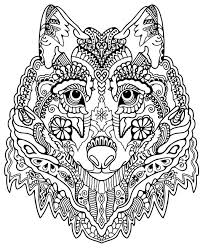 Intricate Coloring Pages Gianfreda 359327 Color Me Adult