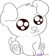 Small Picture Cute Animal Coloring Pages Anime Animals Coloring Pages 91