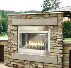 diy outdoor fireplace kits living room inspiring adorable save money