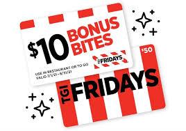 Gift Cards | TGI Fridays