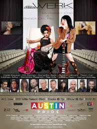 GIVEAWAY WERK Austin PRIDE s Fashion Show Keep Austin Stylish