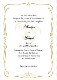 Invitations In Word Template Wedding Ideas Wedding Invitation Templates Word Grandioseparlor Com