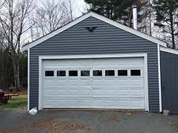 16x8 garage doorNH Garage Door Installation Photos