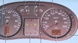 Renault Clio Warning Lights Renault Clio Mk2 Dashboard Warning Lights Symbols