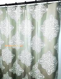 extra long fabric shower curtain fabric shower curtain long shower curtain liner shower curtains x x shower