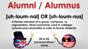 Alumni Alumnus Correct Pronunciation Youtube