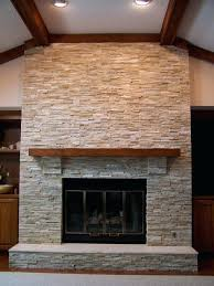 stone tile fireplace quartz fireplace chase traditional family room putting stone over tile fireplace stacked slate