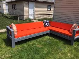 diy outdoor sectionalbudget friendly 300 outdoor sectional59 outdoor