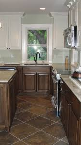 Kitchen Cabinet : Glass Door Cabinet Cherry Wood Kitchen Cabinets ...