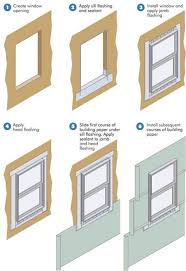 exterior window trim install. vinyl siding window trim internachi inspection forum · images installing exterior install r