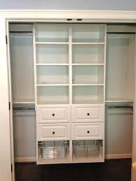reach in closet design. Designs Of Closets Closet Custom Home Office Storage Solutions Reach In Design