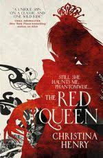 the red queen christina henry