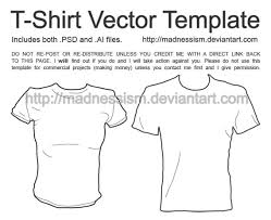 The Best 82 Free T Shirt Template Options For Photoshop And Illustrator