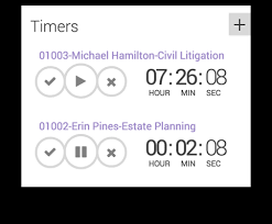 Billing In 6 Minute Increments Chart Legal Billing And Accounting Software For Law Firms Zola Suite