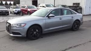 2012 Audi A6 Quattro Supercharged For Sale at Whalen Chevrolet in ...