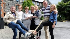 Strictly team put best foot forward to raise €54k for cancer -  Independent.ie