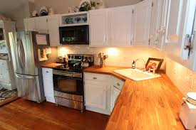 photo gallery of the kitchen countertops butcher block kitchen countertops precut kitchen