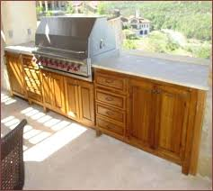 image of outdoor kitchen steel framing how to build an with metal studs