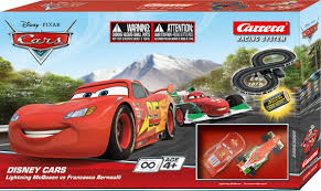 francesco bernoulli and lightning mcqueen. Carrera Go Flash McQueen Vs Francesco Bernoulli Piste Amazonfr Jeux Et Jouets For And Lightning Mcqueen