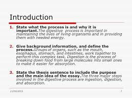 the process essay how to write it the process state what the process is and why it